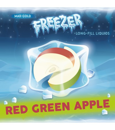 Red Green Apple
