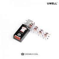 Crown 4 Coil 0,2 Ohm SS904L