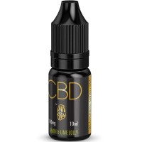 Ohm Brew CBD - Lemon & Lime Lolly - 10ml