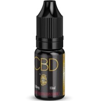 Ohm Brew CBD - Raspberry Sorbet - 10ml