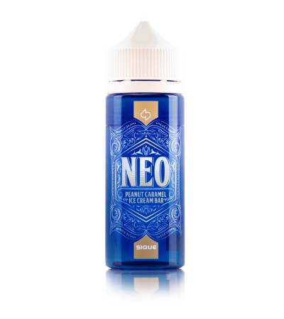 NEO / Peanut Caramel Ice Cream Bar
