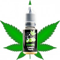 UK Labs CBD - Summer Fruits - 10ml