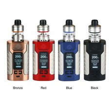 Sinuous FJ200 mit Divider 2ml Tank