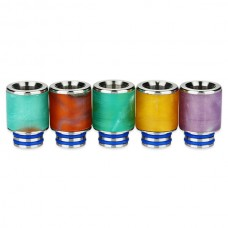 Arctic Dolphin Resin Drip Tip 510