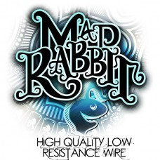 Mad Rabbit 26ga SS316L Low Resistance Wire