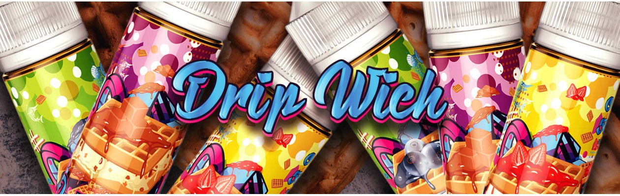 Drip Wich - Mix and Vape Liquid aus den USA