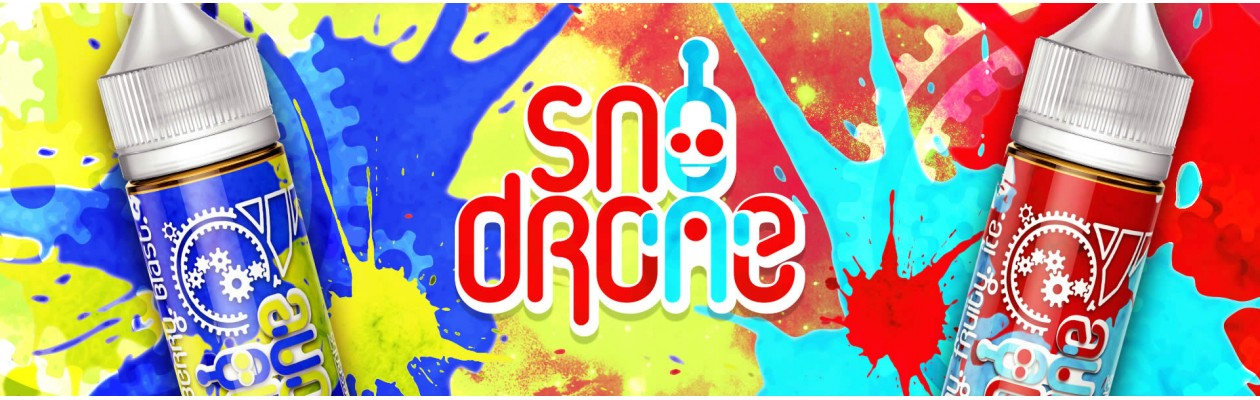 Sno Drone - Mix and Vape Liquid aus den USA